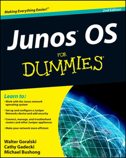 Junos® OS For Dummies®, 2nd Edition
