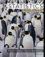 Cover of Statistics: Principles and Methods, 7th Edition