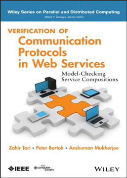 Verification of Communication Protocols in Web Services: Model-Checking Service Compositions