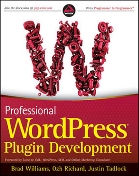 Professional WordPress® Plugin Development