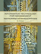 Cover of Information Technology for Management: Improving Strategic and Operational Performance, 8th Edition