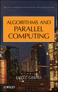 Cover of Algorithms and Parallel Computing