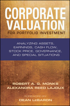 Corporate Valuation for Portfolio Investment: Analyzing Assets, Earnings, Cash Flow, Stock Price, Governance, and Special Situations