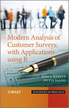 Modern Analysis of Customer Surveys: with applications using R