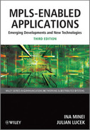 Cover of MPLS-Enabled Applications: Emerging Developments and New Technologies, Third Edition