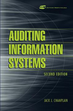 Auditing Information Systems, Second Edition