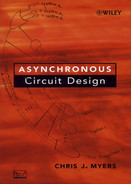 Cover of Asynchronous Circuit Design