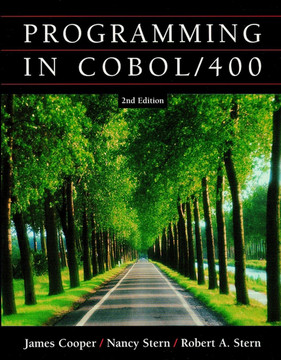 PROGRAMMING IN COBOL/400: 2nd Edition