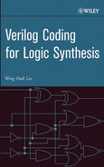 Cover of Verilog Coding for Logic Synthesis