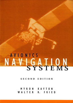 Avionics Navigation Systems, 2nd Edition
