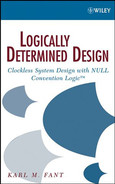 Cover of Logically Determined Design: Clockless System Design with NULL Convention Logic