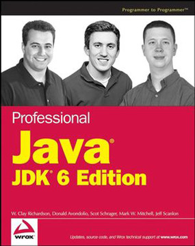 Professional Java® JDK®, 6th Edition