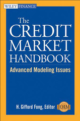 The Credit Market Handbook: Advanced Modeling Issues