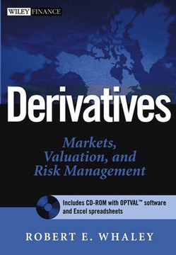 Derivatives: Markets, Valuation, and Risk Management