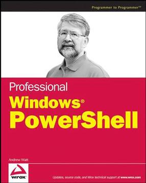 Professional Windows® PowerShell