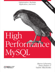 High Performance MySQL, 2nd Edition