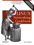 Cover image for Linux Networking Cookbook