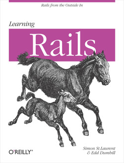 Learning Rails