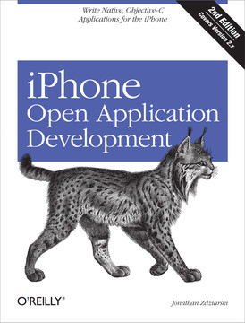 iPhone Open Application Development, 2nd Edition