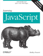 Cover image for Learning JavaScript, 2nd Edition