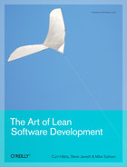 Cover image for The Art of Lean Software Development