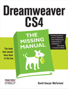 Cover image for Dreamweaver CS4: The Missing Manual