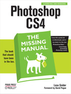 Cover image for Photoshop CS4: The Missing Manual