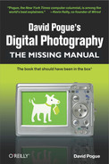 Cover image for David Pogue's Digital Photography: The Missing Manual