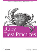 Cover image for Ruby Best Practices