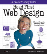 Cover of Head First Web Design