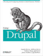 Cover image for Using Drupal