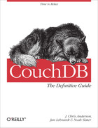 Cover image for CouchDB: The Definitive Guide