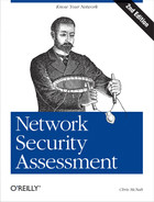 Cover image for Network Security Assessment, 2nd Edition