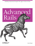 Cover image for Advanced Rails