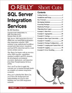 Cover image for SQL Server Integration Services