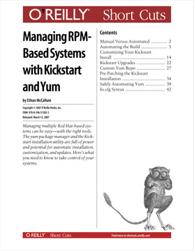 Managing RPM-Based Systems with Kickstart and Yum