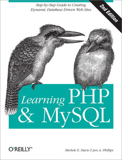 Learning PHP & MySQL, 2nd Edition