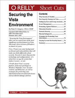 Securing the Vista Environment
