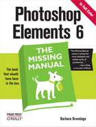 Cover image for Photoshop Elements 6: The Missing Manual