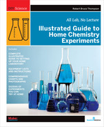 Cover image for Illustrated Guide to Home Chemistry Experiments