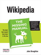 Cover image for Wikipedia: The Missing Manual