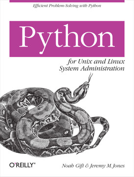 1  Introduction - Python for Unix and Linux System
