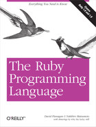 Cover of The Ruby Programming Language