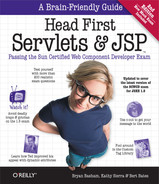 Cover of Head First Servlets and JSP, 2nd Edition