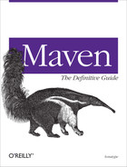 Cover of Maven: The Definitive Guide