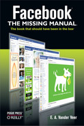 Cover image for Facebook: The Missing Manual