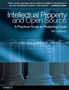 Cover image for Intellectual Property and Open Source