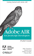 Cover image for AIR for Javascript Developers Pocket Guide