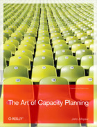 Cover of The Art of Capacity Planning