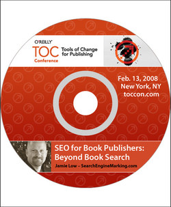 SEO for Book Publishers: Beyond Book Search
